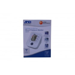 A&D UA-611 Automatic Upper Arm Blood Pressure Monitor